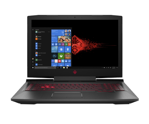 HP 17-CB0009NB Omen Gaming Notebook