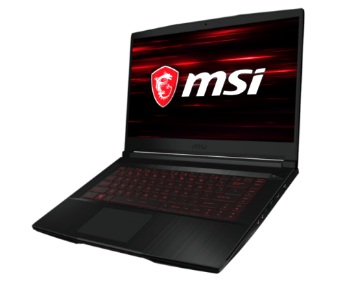 MSI GF63 8RC-053BE Gaming Notebook