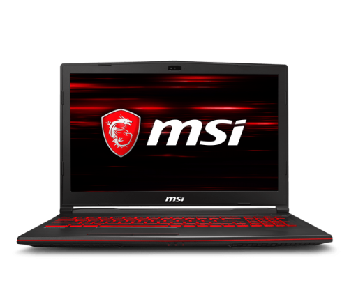 MSI GL63 8RD-010BE Gaming Notebook