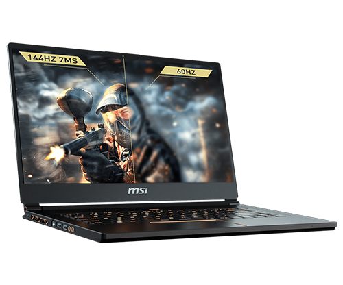 MSI GS65 8RE-041BE Gaming Notebook