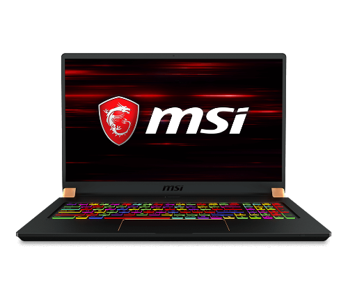 MSI GS75 9SD-819BE Gaming Notebook