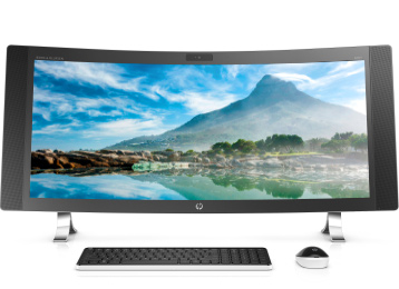 HP Envy Pro Curved 34-a200nb All-in-One