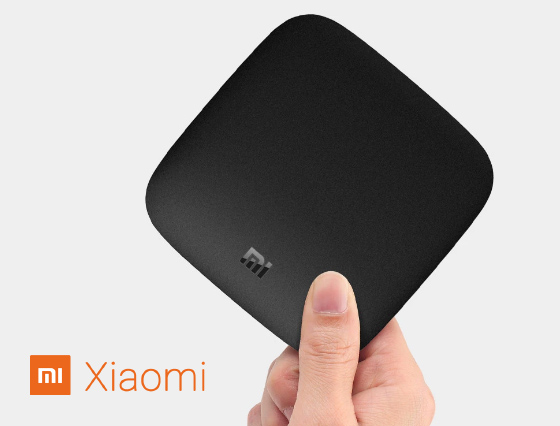 Xiaomi Mi Box 4k Ultra-HD mediaplayer