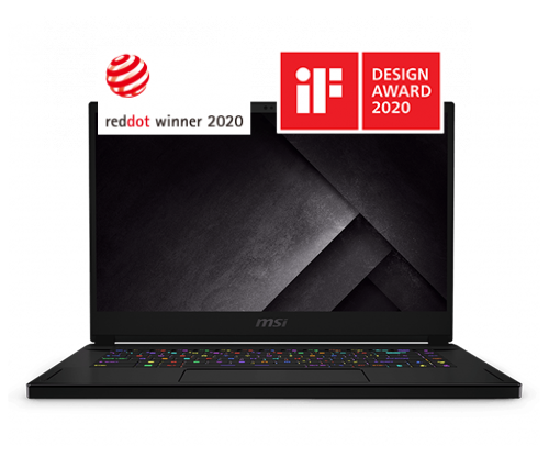 MSI GS66 10SF-091BE Gaming Notebook