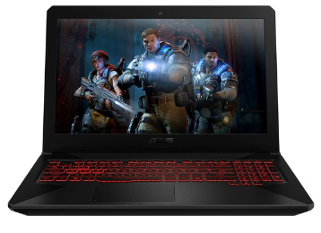 Asus TUF Gaming FX504GD-DM1125T-BE Notebook