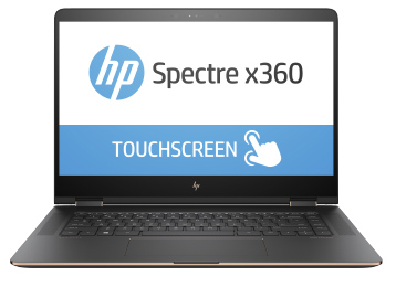 HP Spectre X360 15-BL102NB notebook