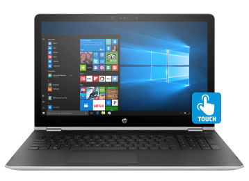 HP Pavilion x360 15-DQ1001NB notebook