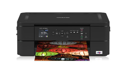 Brother DCP-J572DW 3-in-1 mini kleuren inkjet printer
