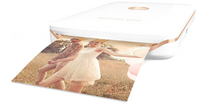 HP Sprocket Plus Photo printer