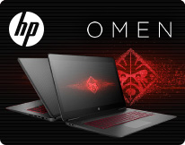 HP Omen gaming notebooks
