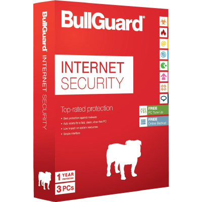 Bullguard Internet Security (1PC)