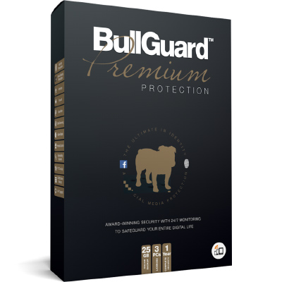Bullguard Premium Protection (5 apparaten)